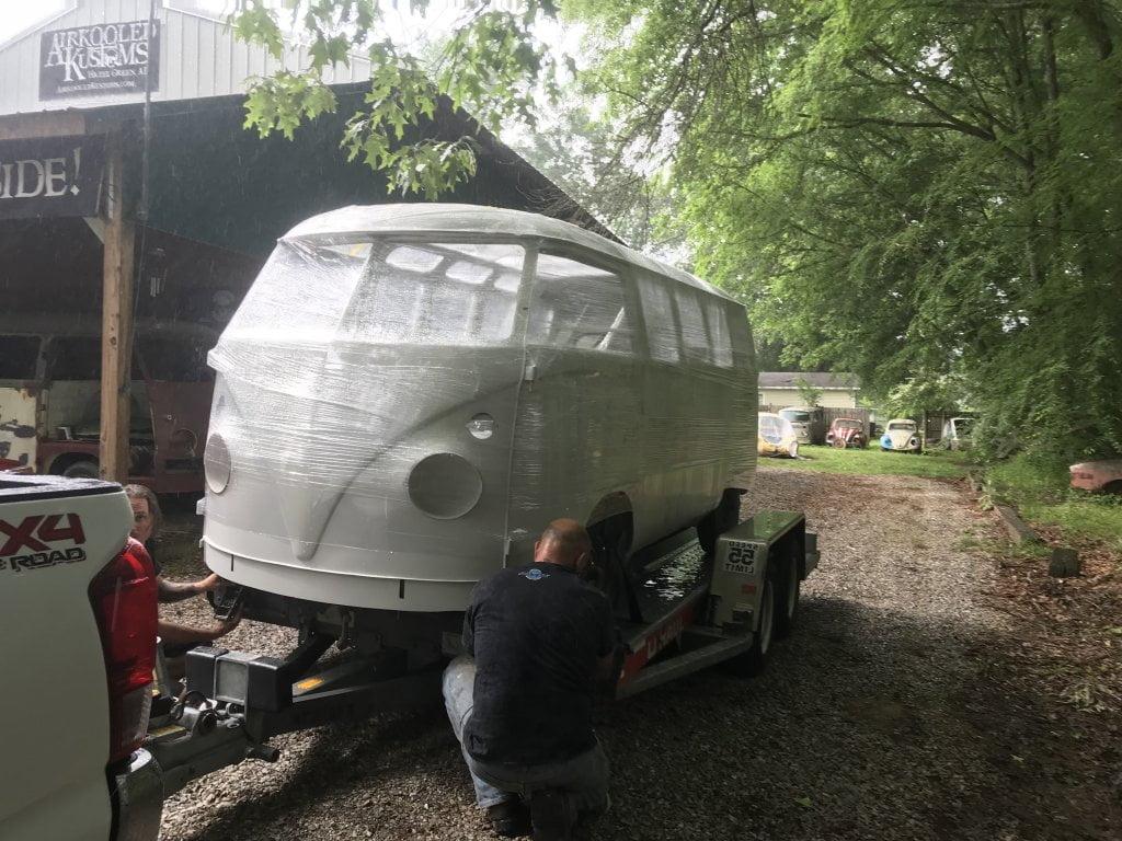 1965 21-Window VW Bus