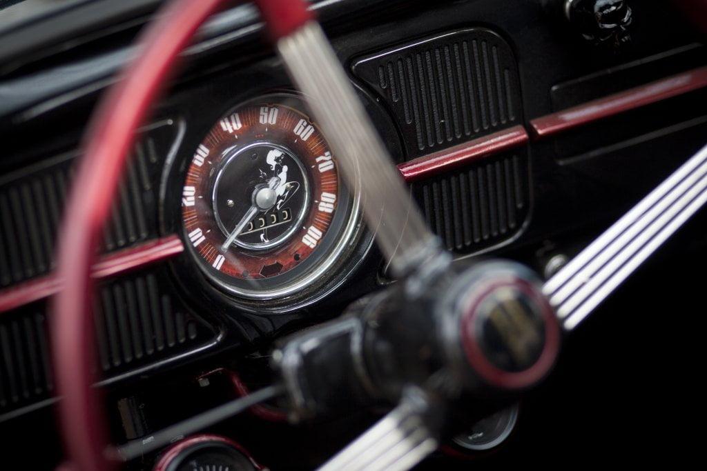 1959 Volkswagen Beetle Ragtop