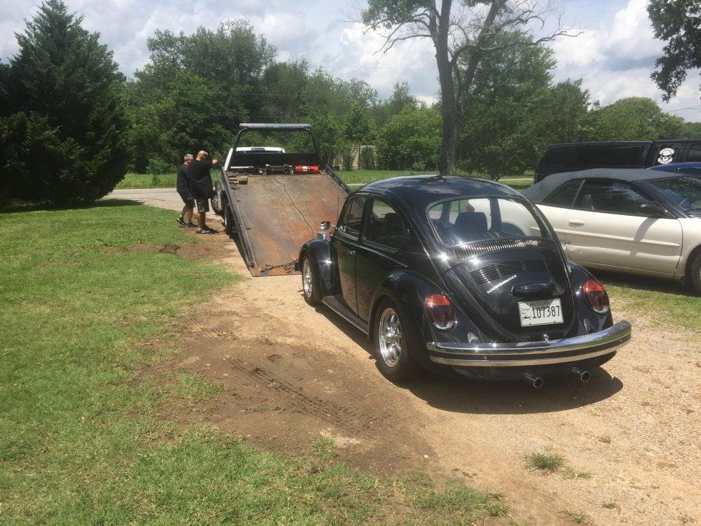 1974 Standard Volkswagen Beetle