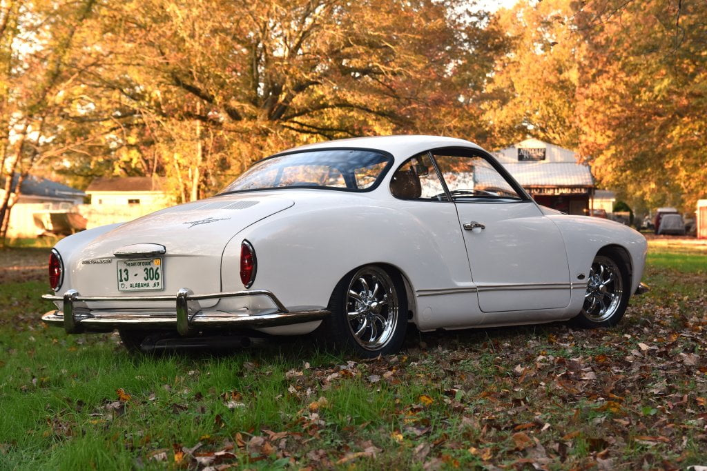 1969 Karmann Ghia Restoration