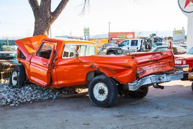 001 Colorado Auto Parts Junkyard Musclecars Classics Wrecking Yard Mach1 Mustang Cougar