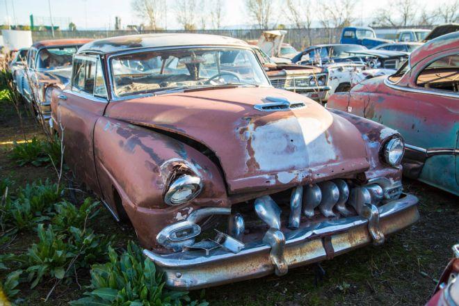 006 Colorado Auto Parts Junkyard Musclecars Classics Wrecking Yard Mach1 Mustang Cougar