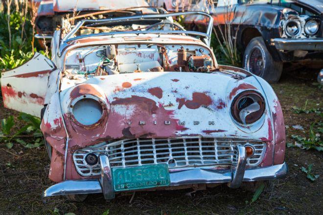 007 Colorado Auto Parts Junkyard Musclecars Classics Wrecking Yard Mach1 Mustang Cougar