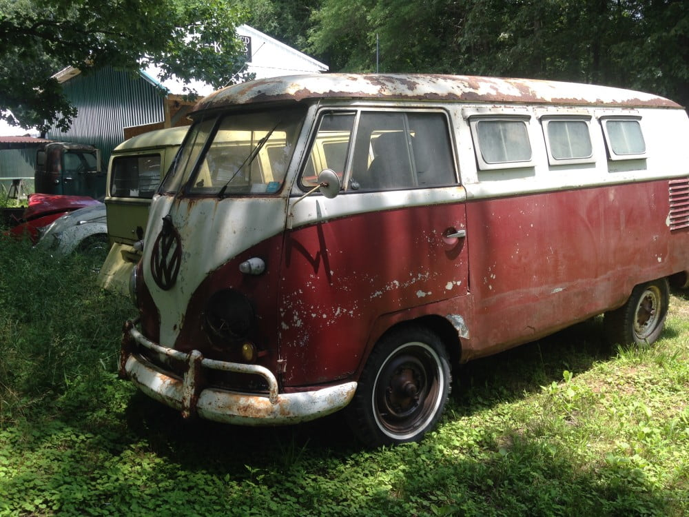 1960 Split Panel VW Bus