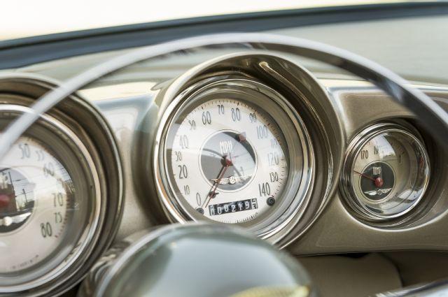 1962 Chevy Corvette Gauges
