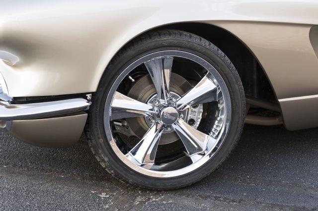 1962 Chevy Corvette Wheel