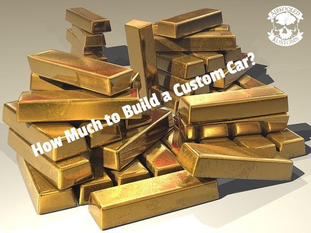 How Much to Build a Custom Car
