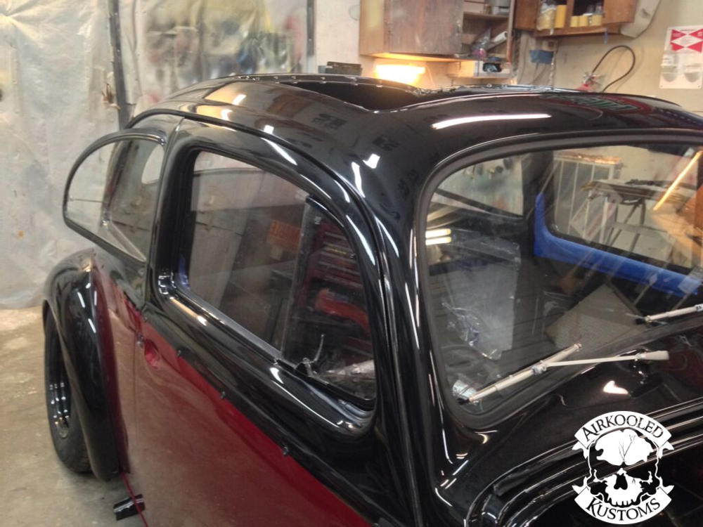 Custom VW Beetle