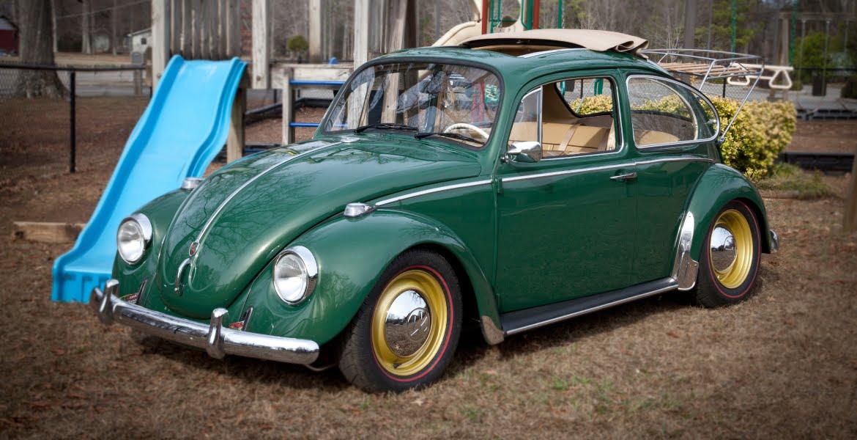Restored VW