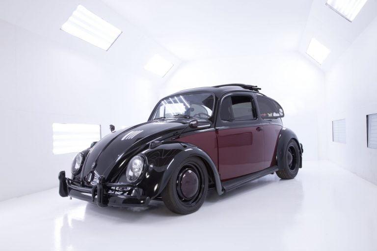1959 VW Beetle Ragtop