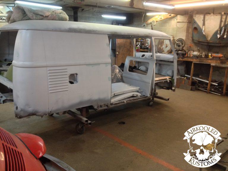 1960 VW Panel Bus