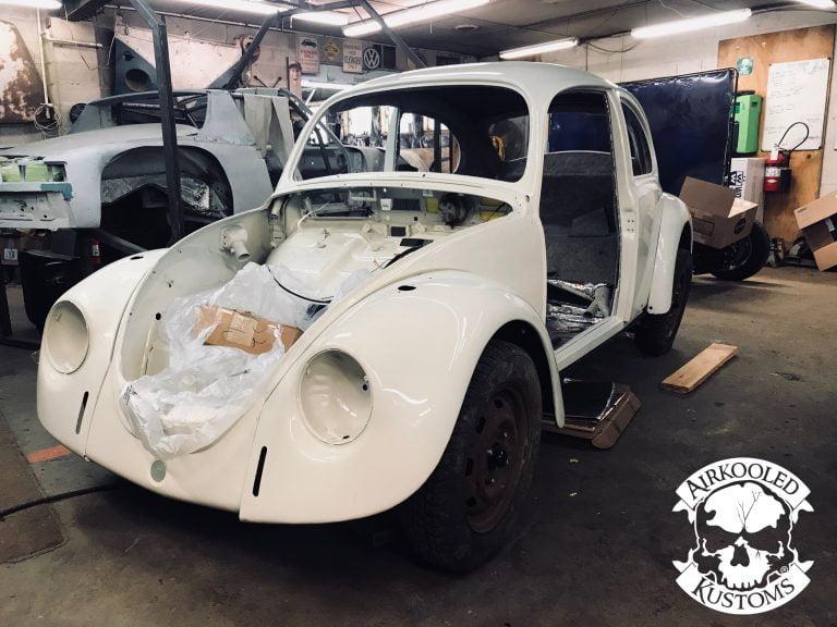 1968 VW Euro Beetle