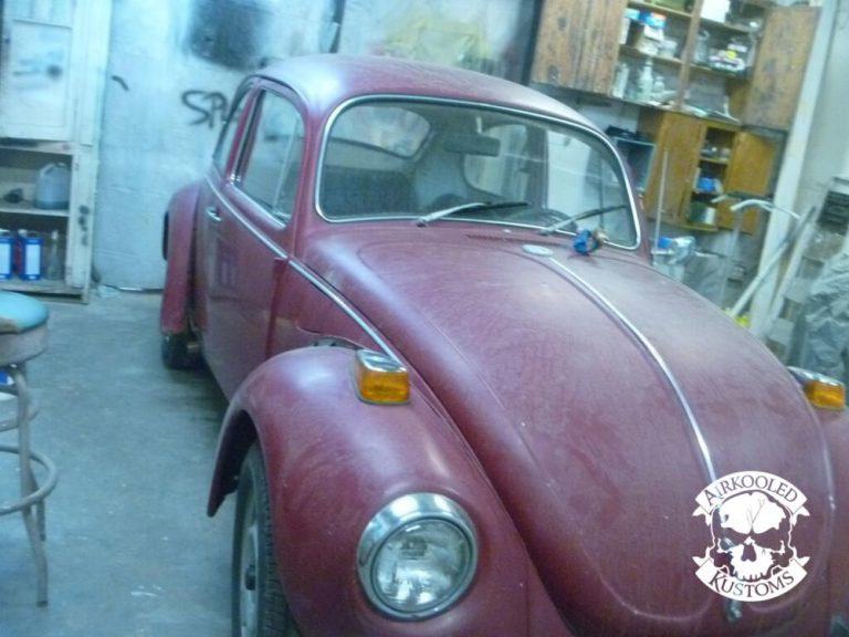 1971 Super Beetle Restoration