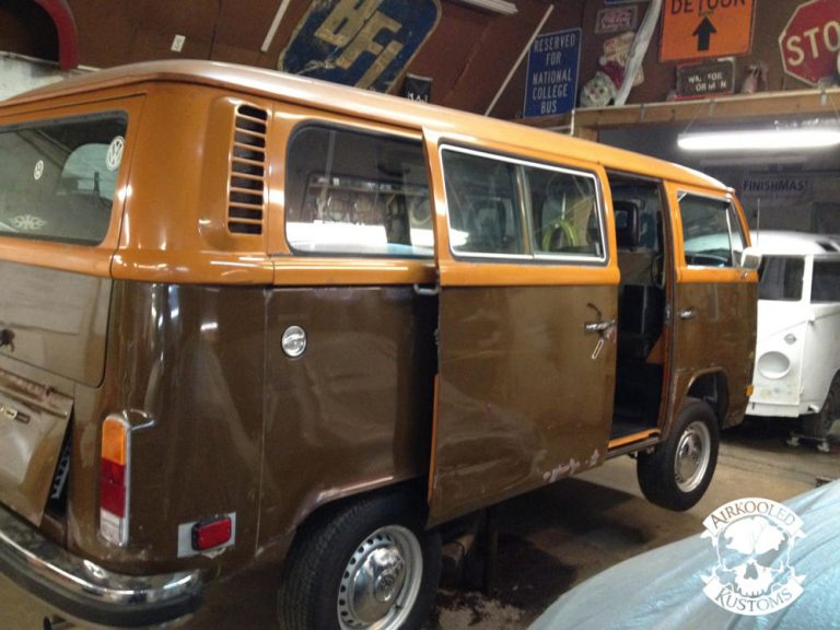 1979 Bay Window Transporter