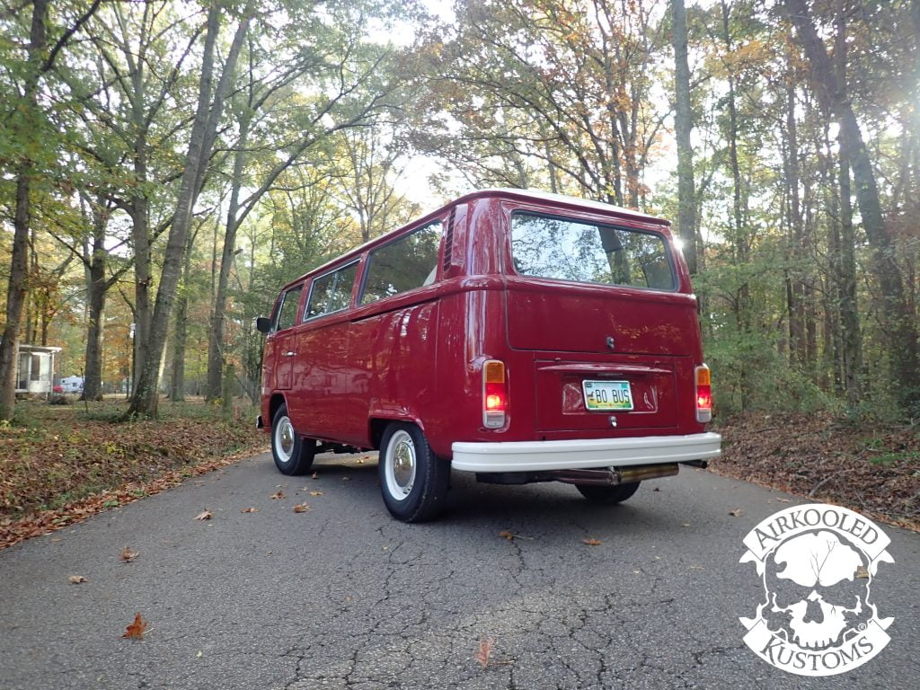 1979 VW Bay Window Bus