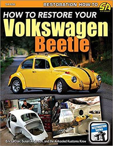 How to Restore Your VW Beetle Book