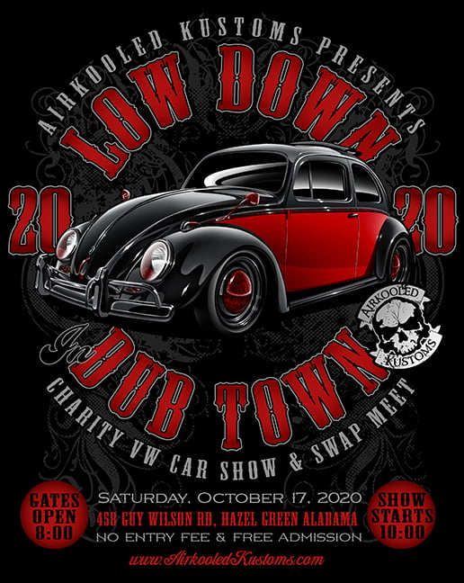 Charity Car Show October 17 2020