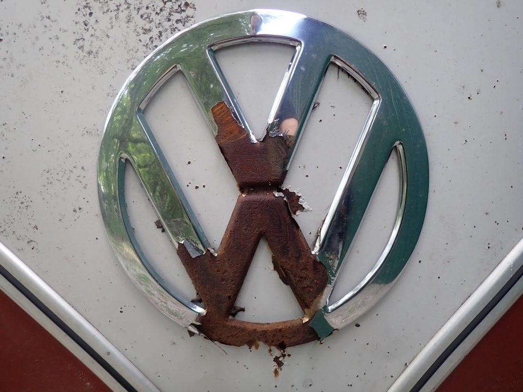 1967 VW 21-Window Ragtop Bus