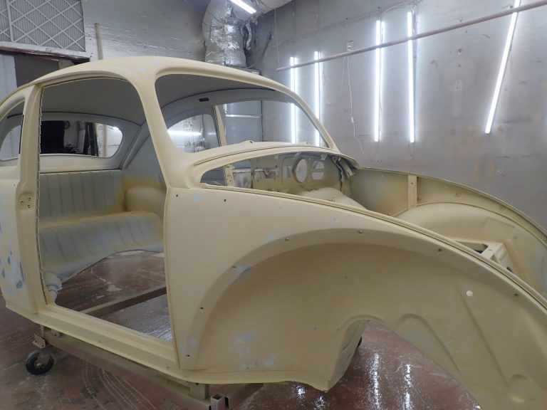 1960 Euro Beetle